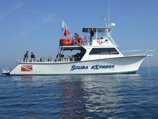 46' Dive and Scuba Charter